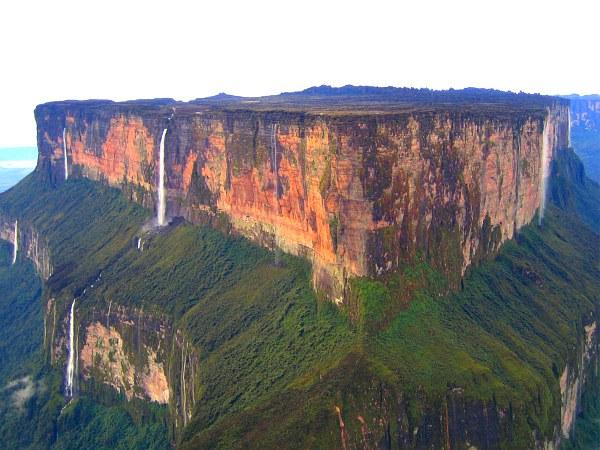 Deslumbrante Monte Roraima - Brasil