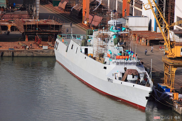 China's New Type 056 Corvette
