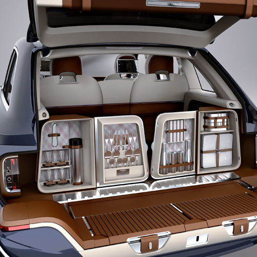 The Latest Cars: 2012 Bentley Suv