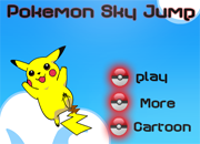 Pokemon Sky Jump