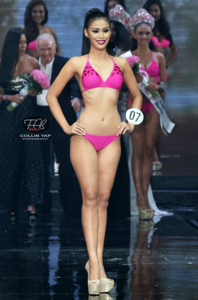 Miss bikini of the world