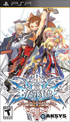 Download BlazBlue Continuum Shift II - PSP Game Mediafire/Jumbofiles/Billionuploads/Rapidshare/Direct Link