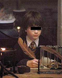 Un misterioso niño mago