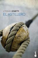 """Portada del libro """"El astillero"""", de Juan Carlos Onetti"""