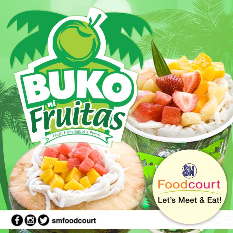 Buko ni Fruitas Fruit Salads