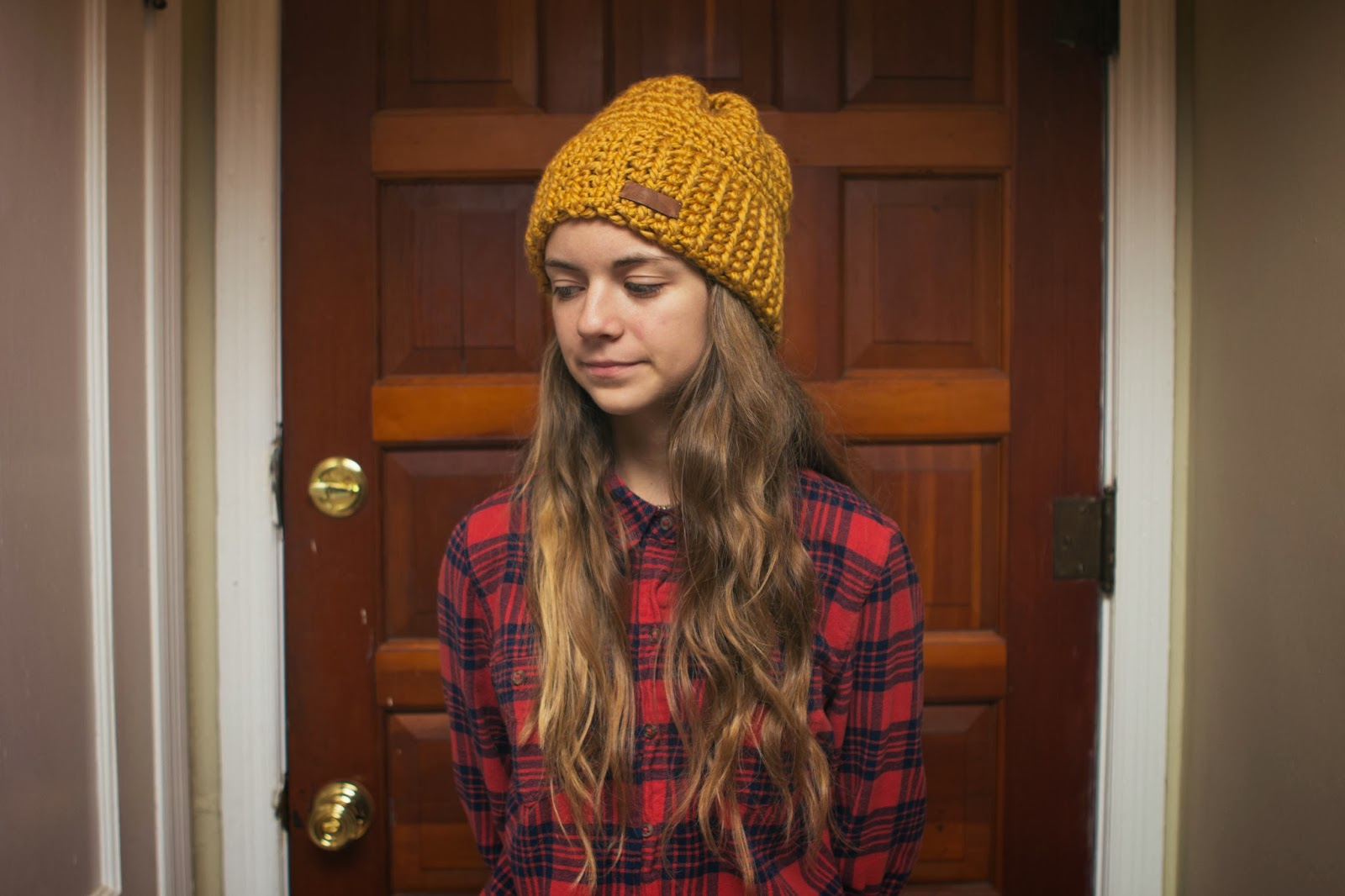 always rooney: Learn To Crochet: Beanie Pattern