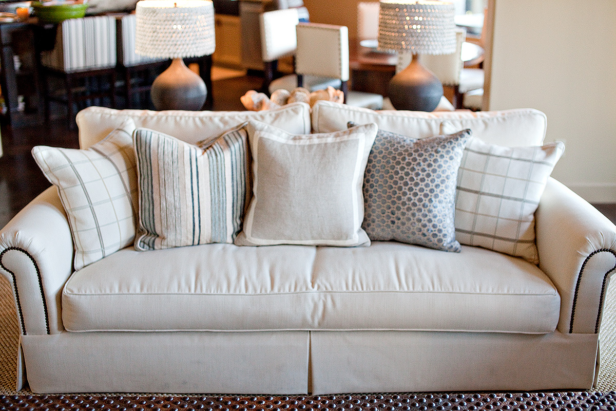 Sofa With One Seat Cushion Long One Seat Cushion Sofa