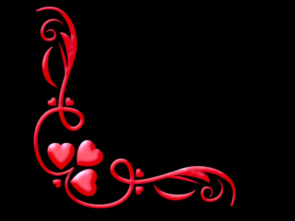 Free Valentine Border | New Calendar Template Site