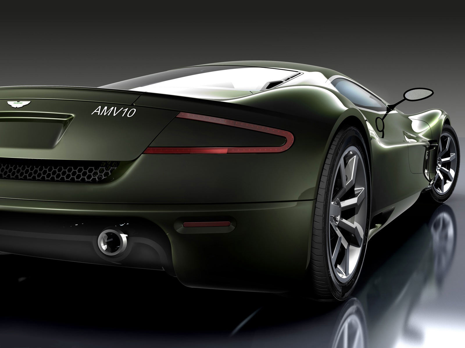 Aston Martin Car Desktop Wallpaper