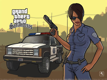 #34 Grand Theft Auto Wallpaper