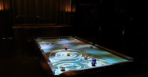 Cuelight Interactive Pool Table System Spicytec