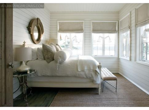 Seaside Style: White Washed