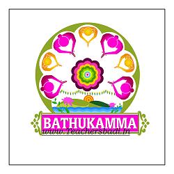Bathukamma Panduga(Festival) LOGO