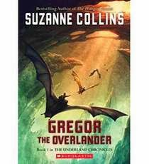 Gregor (The Underland chronicles)