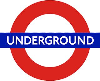 logotipo metro de Londres