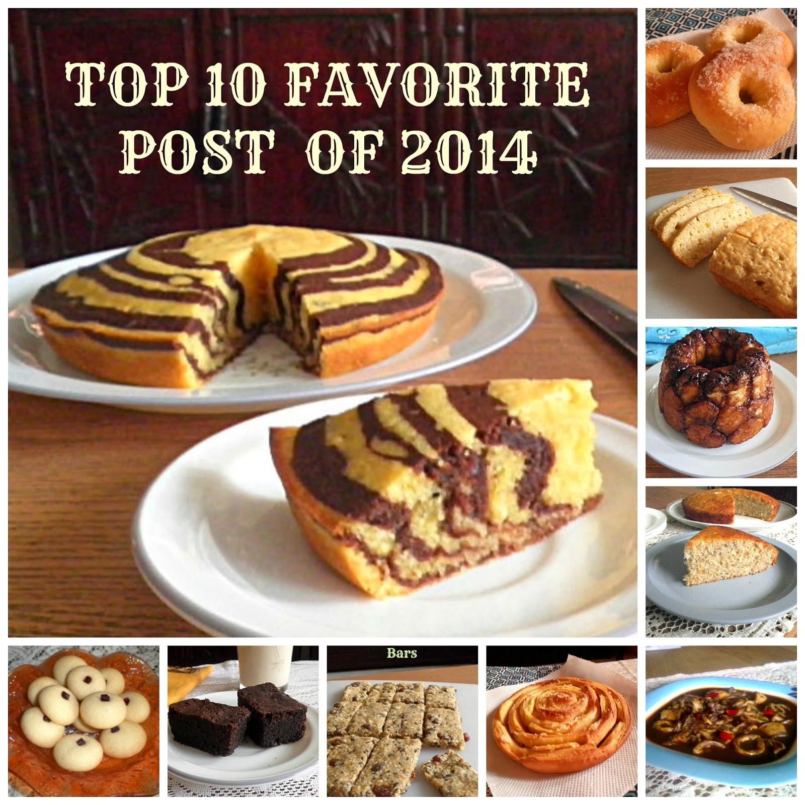 TOP 10 FAVORITE POST OF 2014