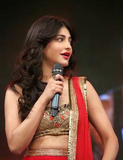 Actress Shruti Haasan Latest Pictures at Poojai Movie Music Release  12.jpg