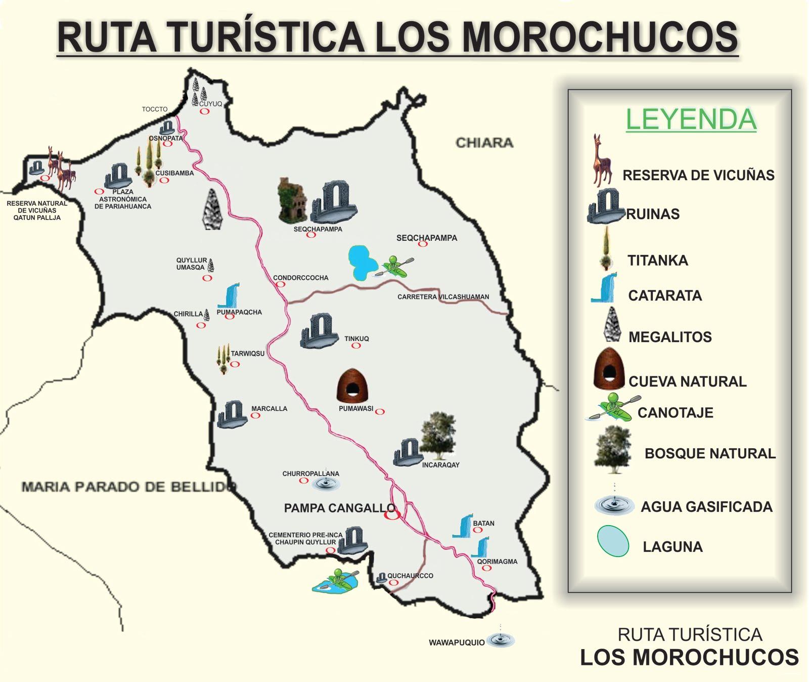 Circuito Turistico Ayacucho : Al otro lado de la luna circuito turistico morochucos
