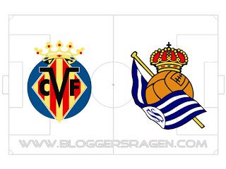 Prediksi Pertandingan Villarreal vs Real Sociedad