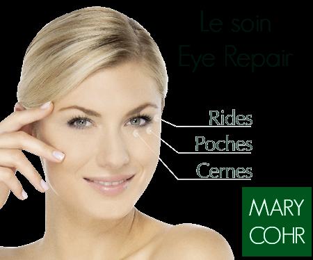 Mary Cohr eye repair