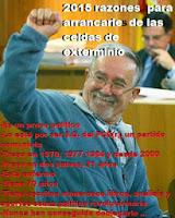 """PRES@S ENFERM@s      Campaña: Libertad """"Camarada Arenas"""" a Septiembre 2016"""