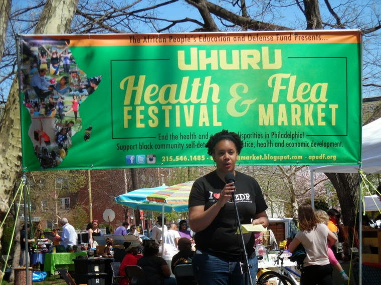 Philadelphia Tribune Article about the 2015 Uhuru Health Festival & Flea Market!