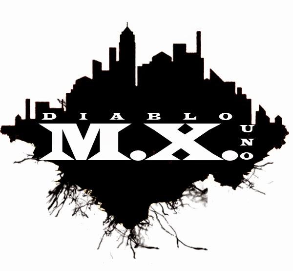"Diablo M.X. 1 - ""The Mixtape"""