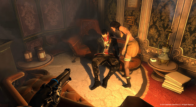 dishonored screen shot