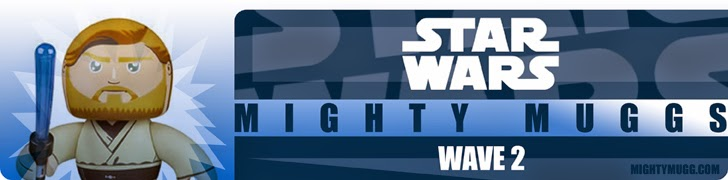 Star Wars Mighty Muggs Wave 2 Banner