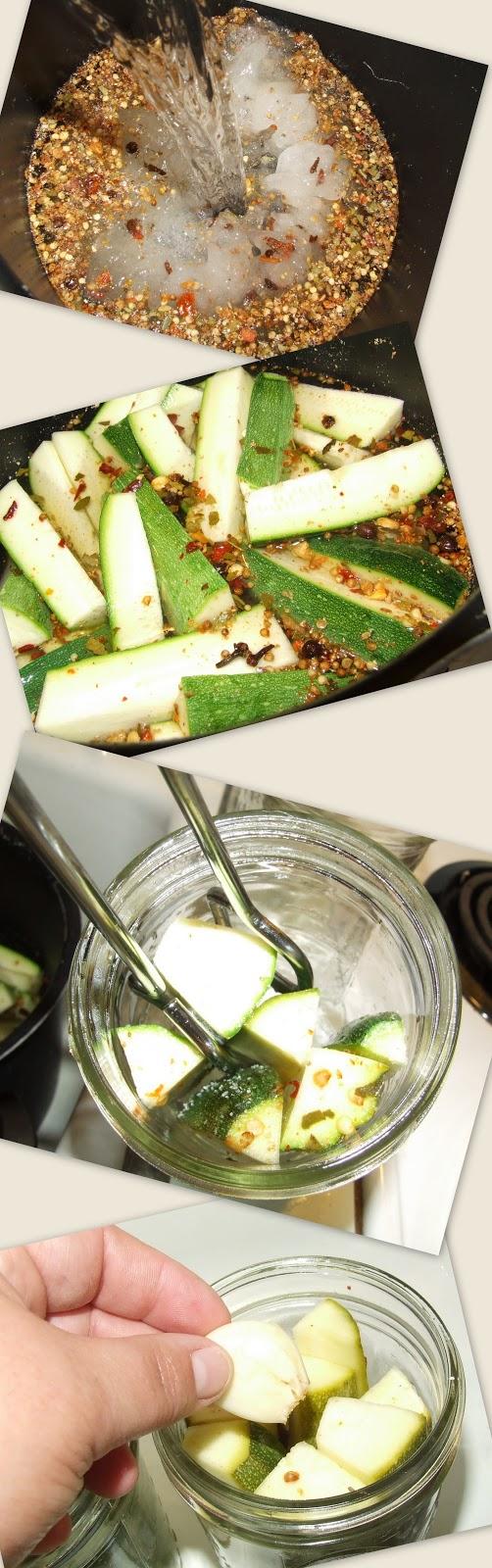 Stuff by Cher: Zucchini Pickles