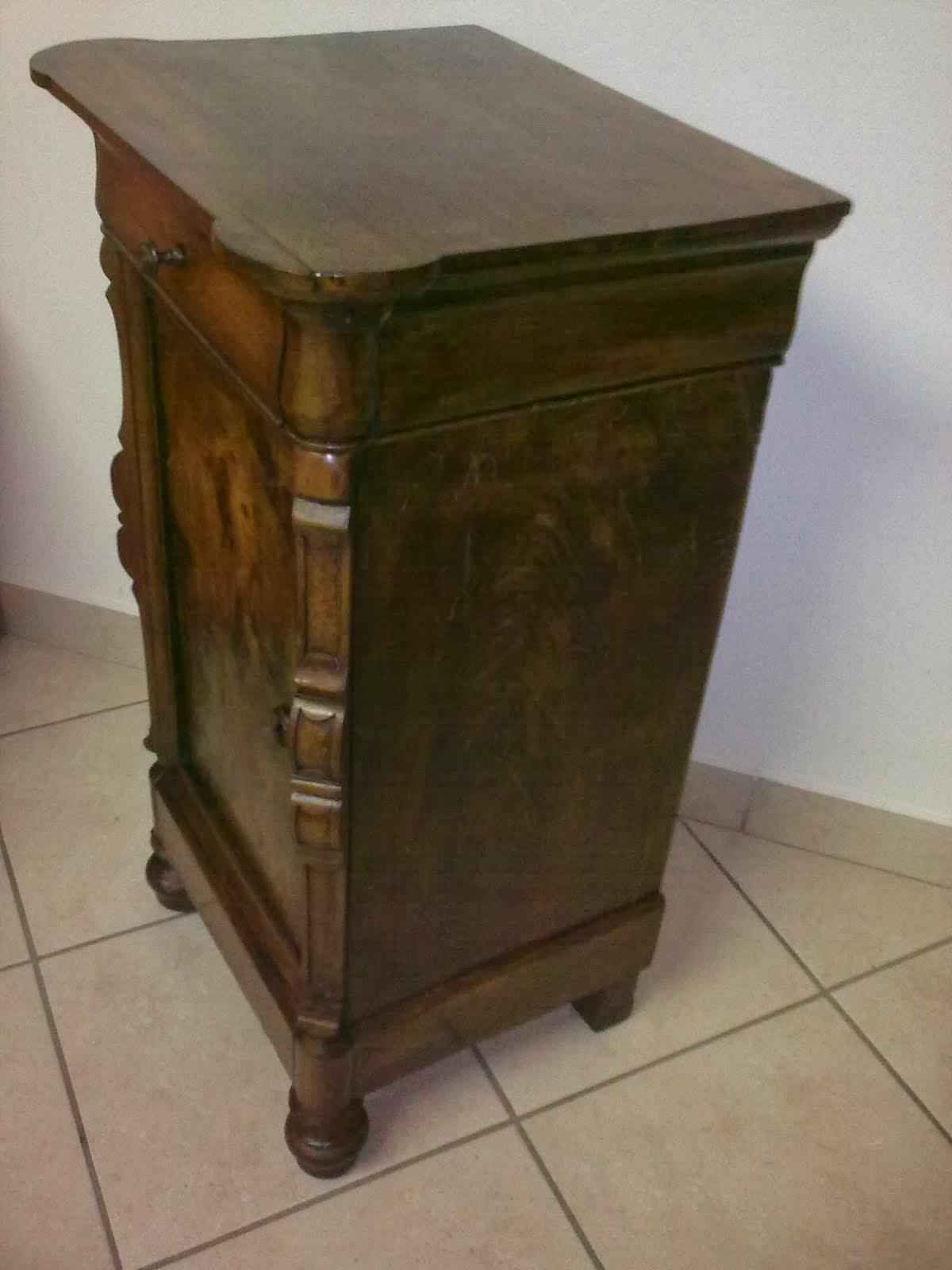 Restauro fai da te restauro mobili impiallacciati - Restauro mobili impiallacciati ...