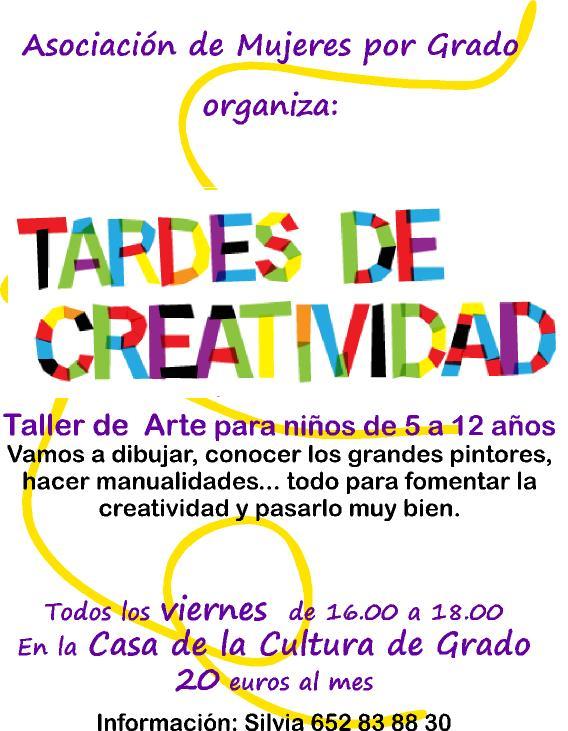 Culturagrado taller infantil de arte for Taller de artesanias
