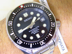 SEIKO DIVER SUMO MODIF WITH ORIGINAL SEIKO MARINE MASTER 300m DIAL AND HANDS - DOUBLE DOME SAPPHIRE