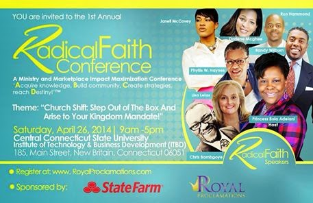 The FICKLIN MEDIA GROUP,LLC: Kingdom Building Conference/ April 26, 2014