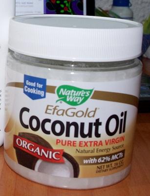 Probando cosas nuevas aceite de coco coles y pastelitos for Aceite de coco para cocinar