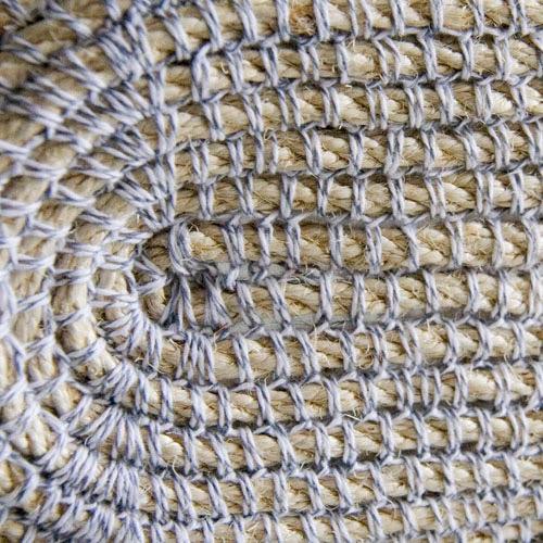 fond du Custom Rope Basket d'Esther Chandler.