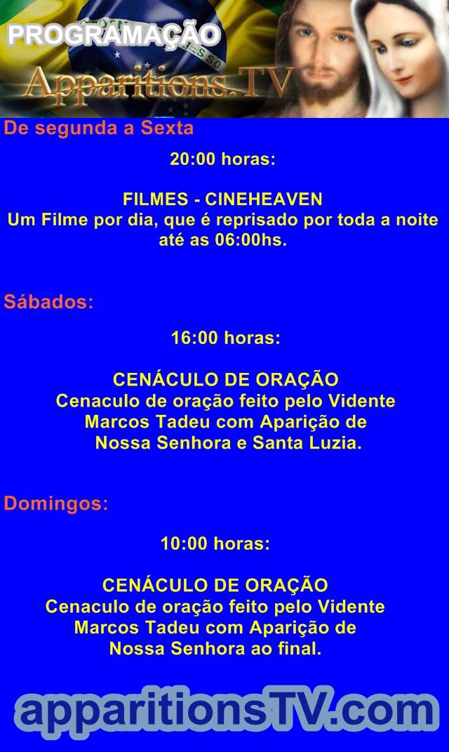 A TV DAS APARIÇÕES DE JACAREÍ