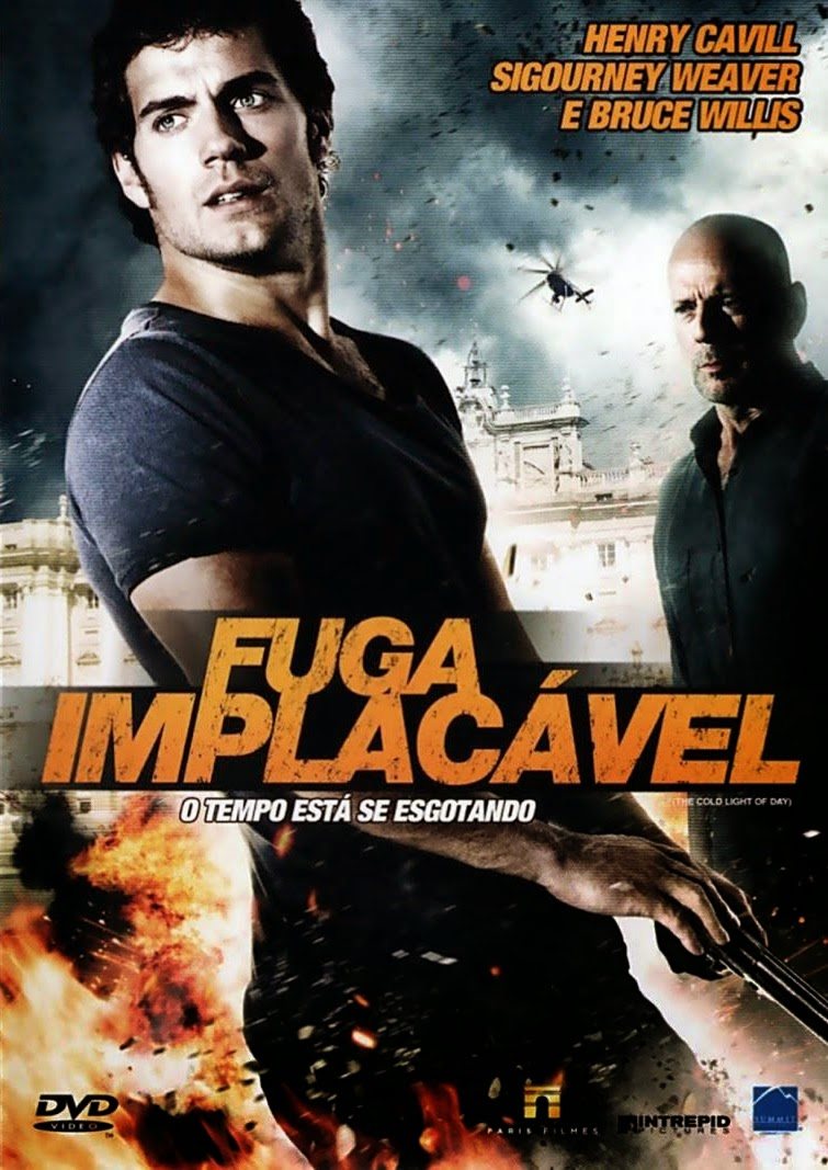 Fuga Implacável – Dublado (2012)