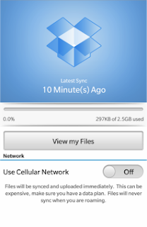Connect to Dropbox v1.1.0.79