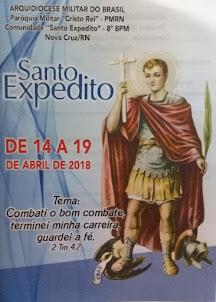 FESTA DE SANTO EXPEDITO NOVA CRUZ