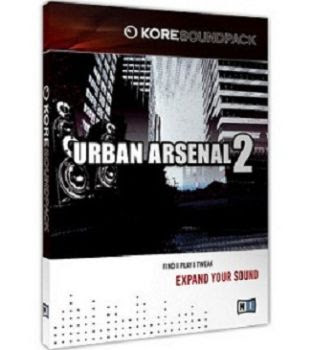 Native Instruments - Urban Arsenal Kore Soundpack (1 cd)