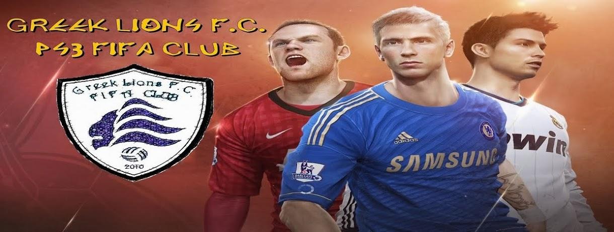 Greek Lions FC