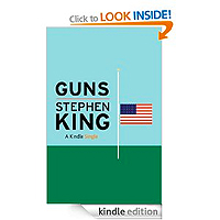 guns by stephen king £0.99p kindle free books
