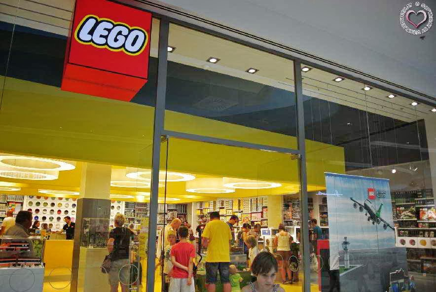 LEGO LEGO Store at Shopping City Süd, Vösendorf, Austria