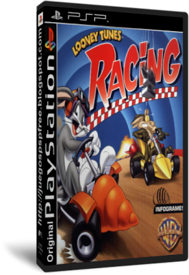 Looney Tunes Racing [Español] [PSP] [FS]