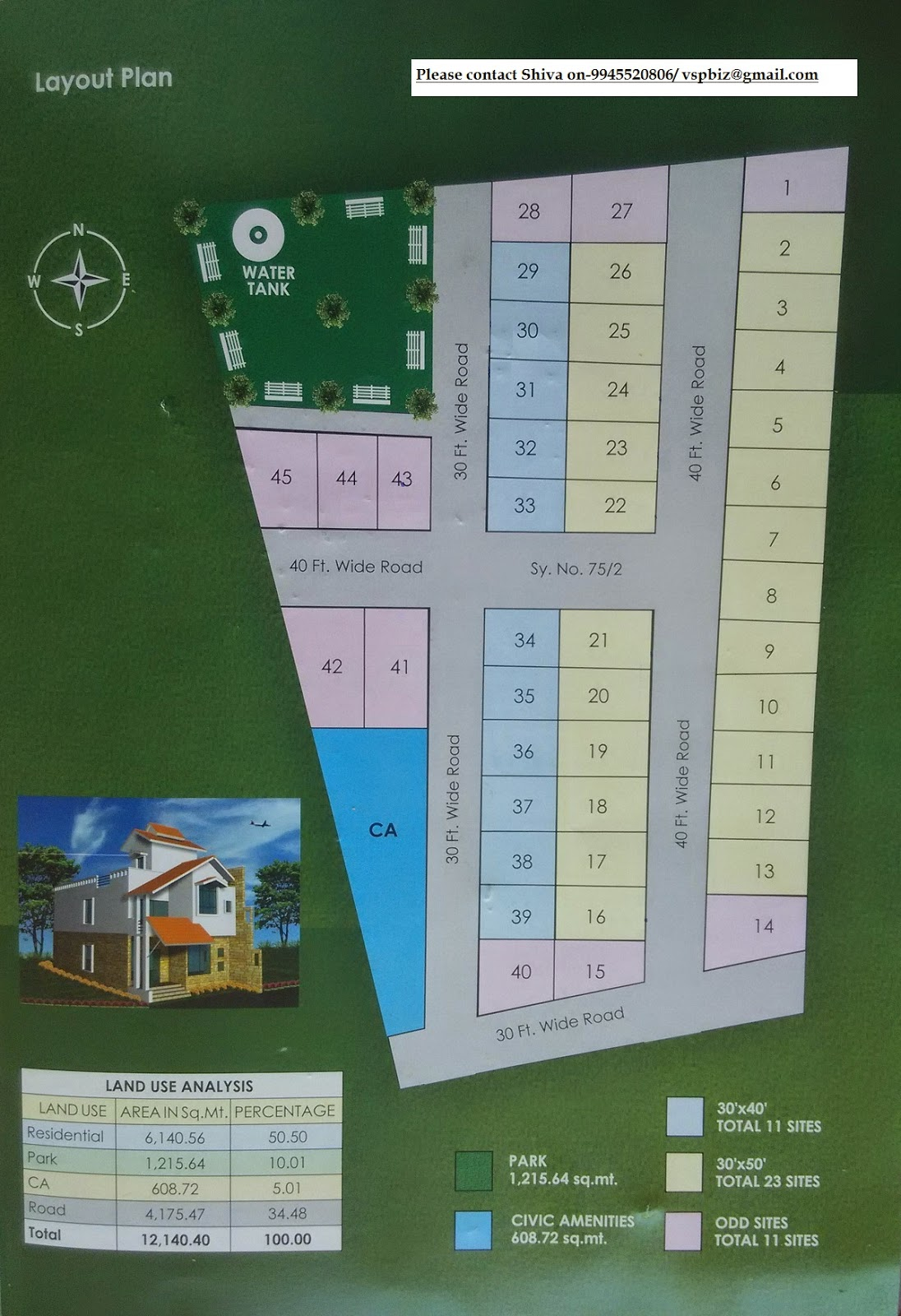 holistic real estate consultants-buy plot/site/land/flat/property