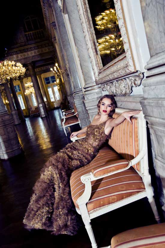 Kokoshella Cengiz Abazoğlu 2012 Haute Couture Koleksiyonu