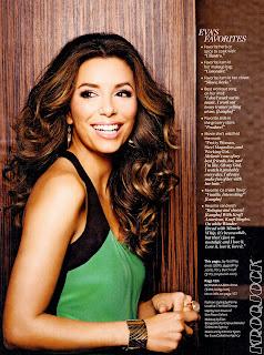 Eva Longoria Cover Pics, Eva Longoria Pics, Health Magazine Pics