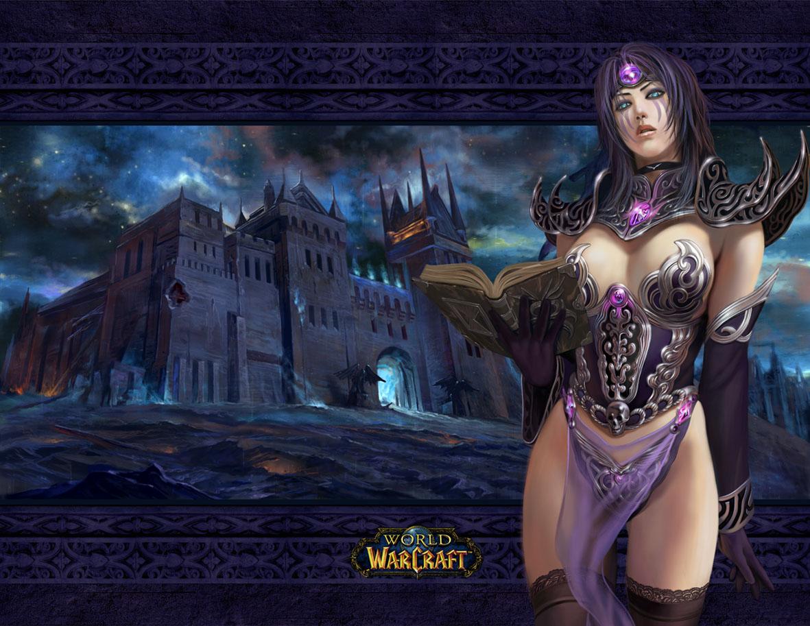 Maiden fantasy wow fucked scenes