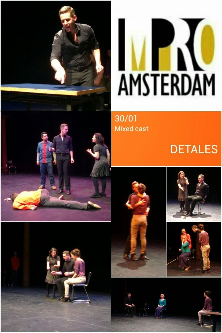 DeTales IMPRO Amsterdam